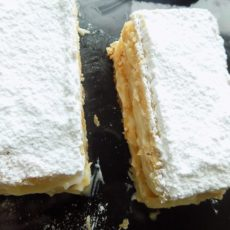 Homemade Mille-Feuille