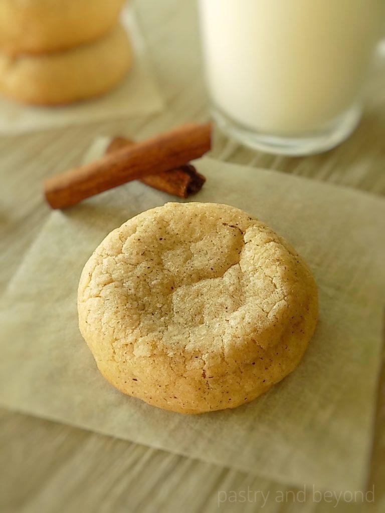 Soft Cinnamon Cookies